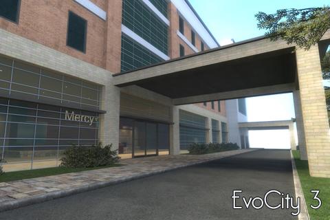 EvoCity net